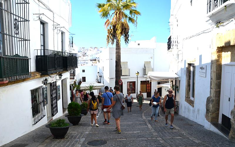 Vejer de la Frontera foto de Cadiz Turismo