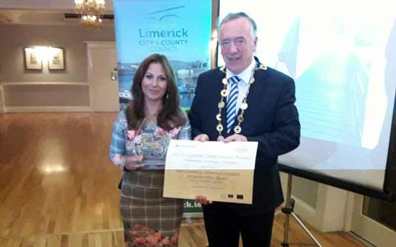 premio europeo para la Via Verde de la Sierra