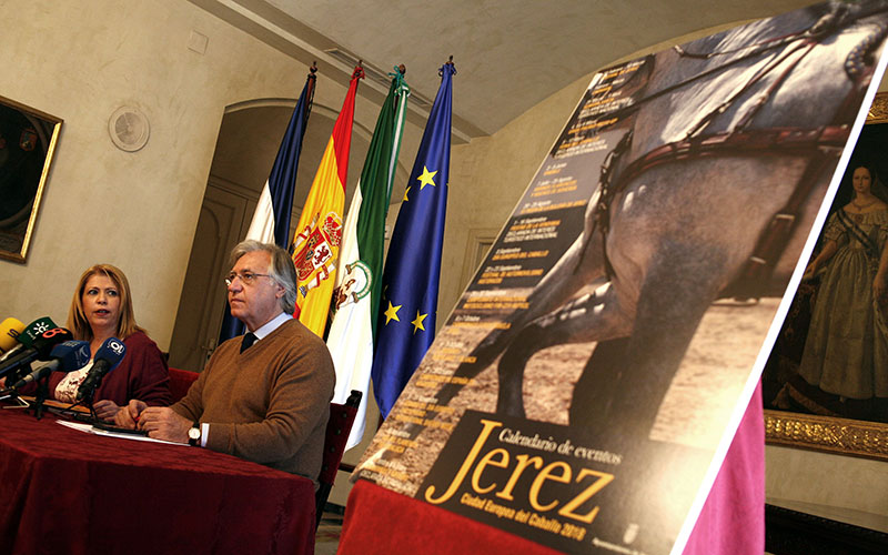 Jerez Año Europeo Caballo 2017