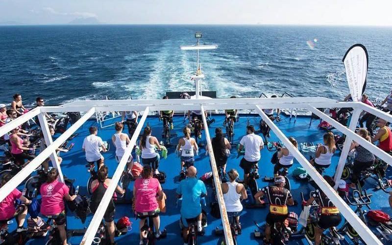 IV Cycling Onboard Estrecho de Gibraltar b