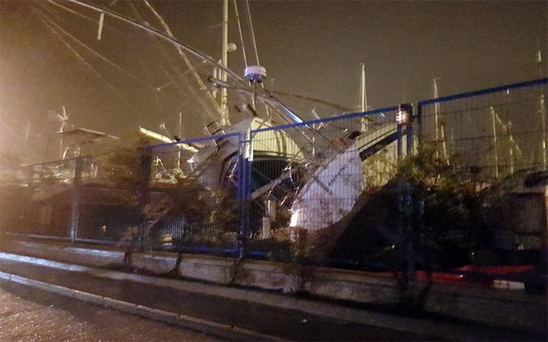 tornado El Puerto de Santa Maria 3