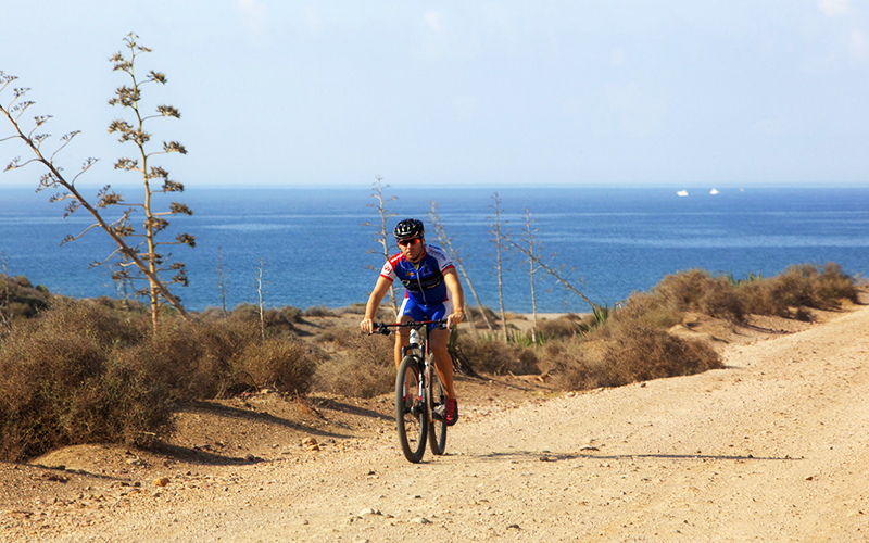 Andalucia senderos deportivos pr