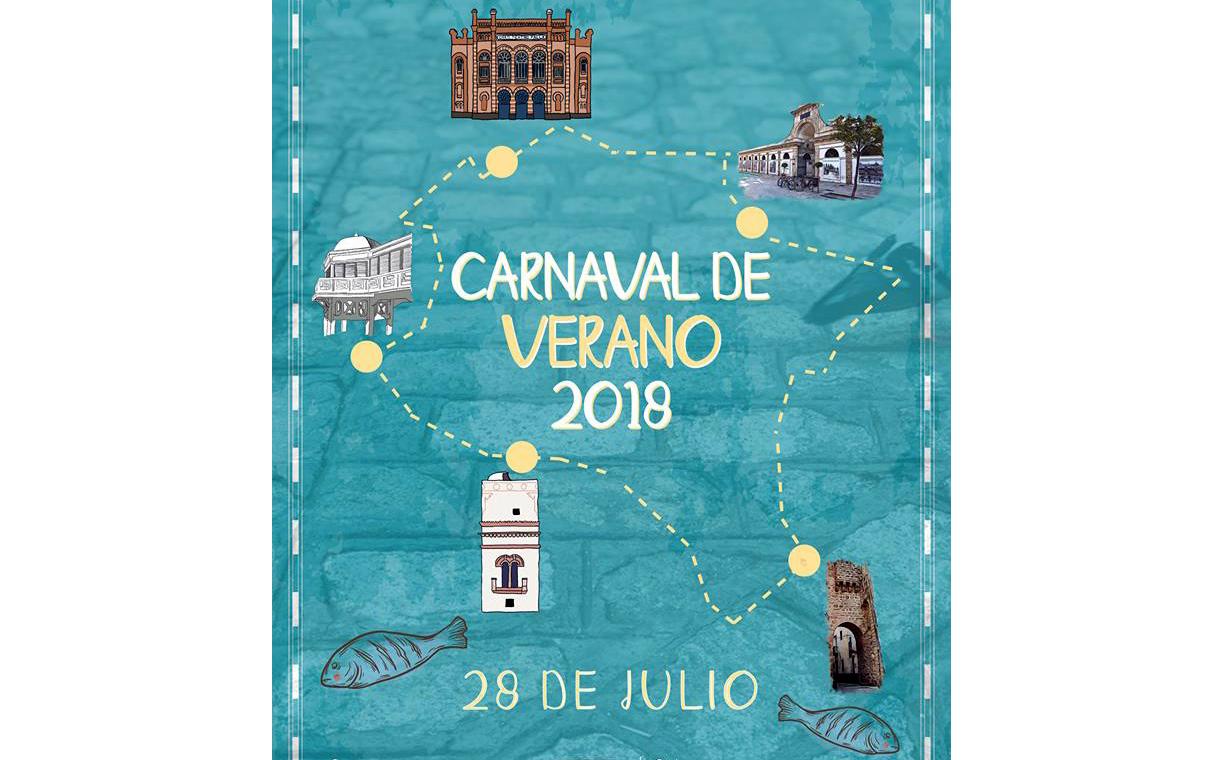 Cadiz Carnaval del verano pr 2018