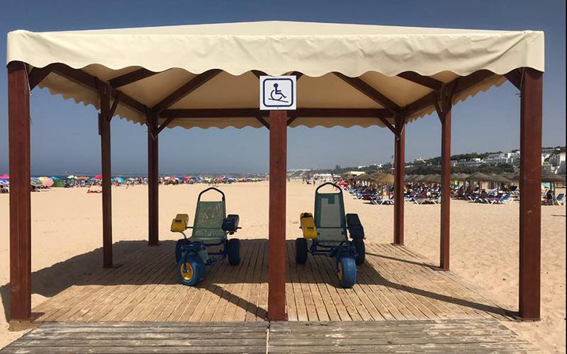 Conil playas 1 foto de Ayuntamiento