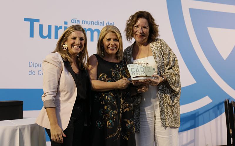 Dia Mundial del Turismo premio de Cadiz 2018