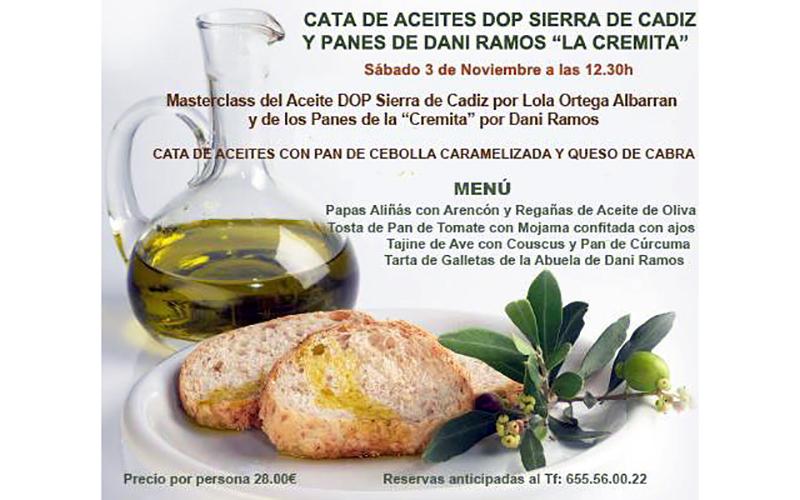 panes y aceites en El Berrueco Gastro 3 noviembre 2018