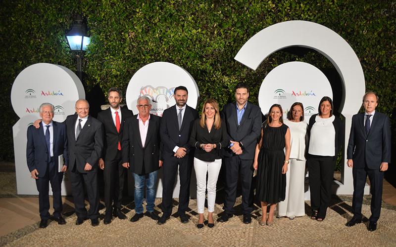 Andalucia Premios Turismo 2018 foto de Junta de Andalucia