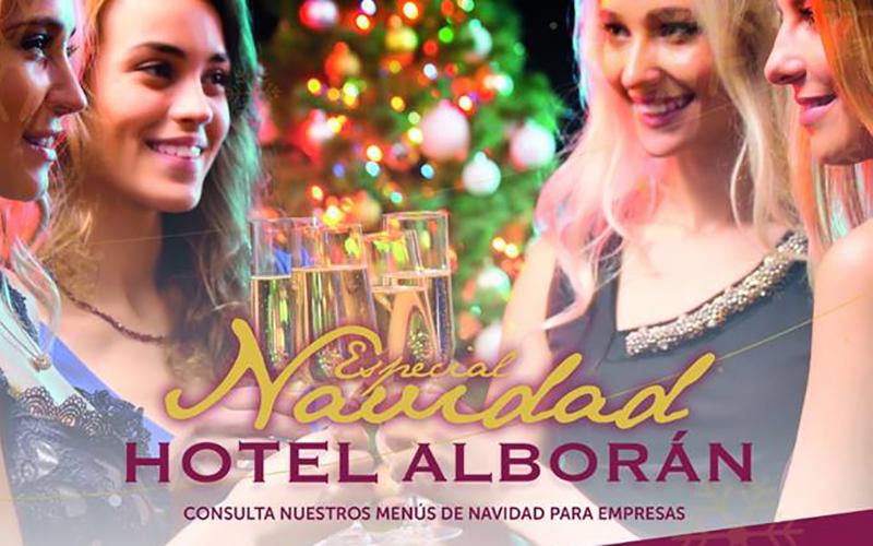 Hotel Alboran Algeciras Navidad Fin de Año 2018 y Reyes Magos 2019