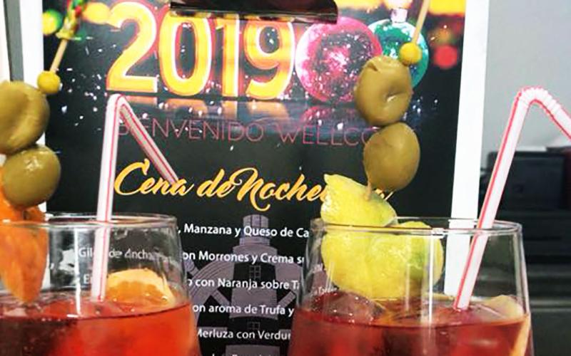 Restaurante El Farito Navidad Fin de Año 2018