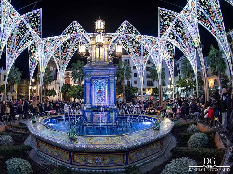 Algeciras Navidad 2018 foto de Daniel Gil Jimenez 2