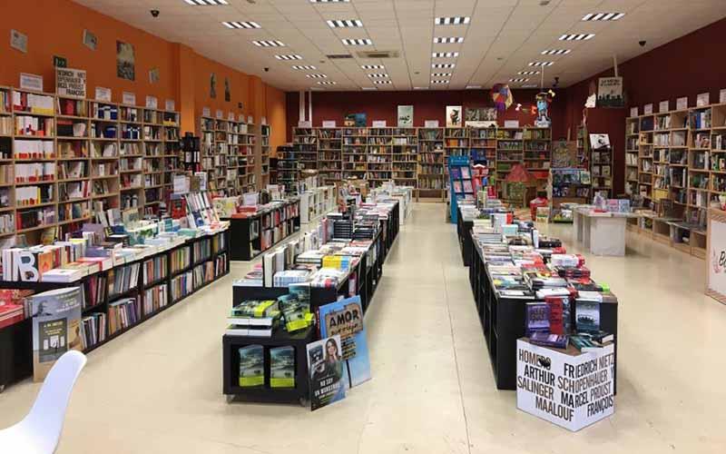 Los Barrios libreria Bahia de Letras en Palmones