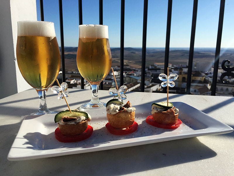 Hotel-Restaurante La Vista de Medina (Kirsty Biston)