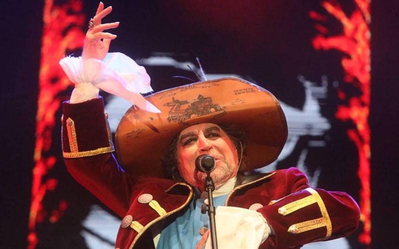 Joaquin Sabina foto de Radio Cadiz Cadena SER