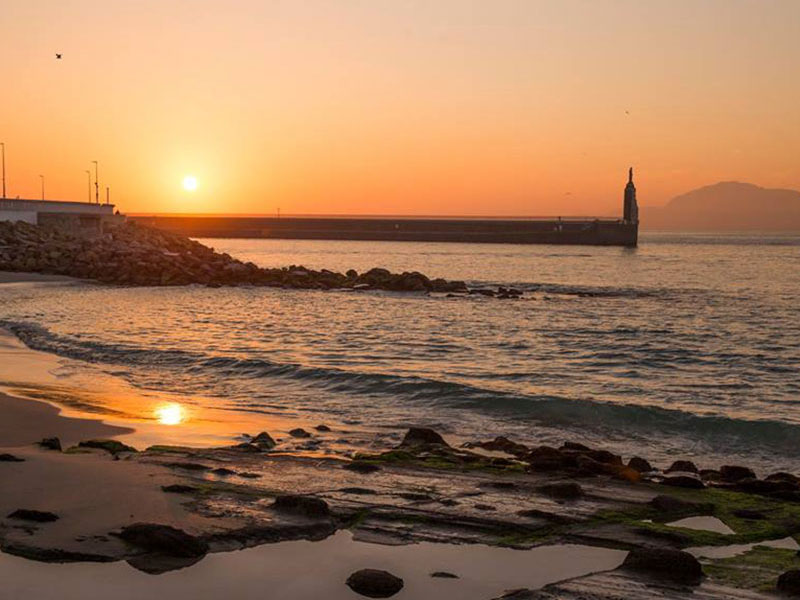 Playa Chica, Tarifa (José María Caballero)