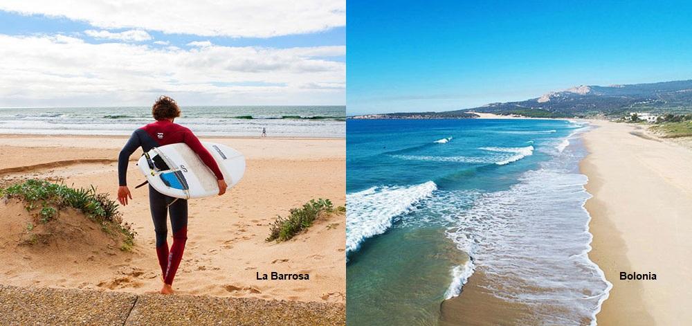 2 de las 10 mejores playas de España son gaditanas