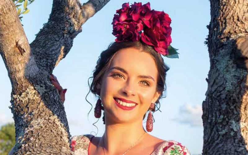 Los-Barrios-Feria-2019-reina-juvenil-Marta-Aragon-Rodríguez