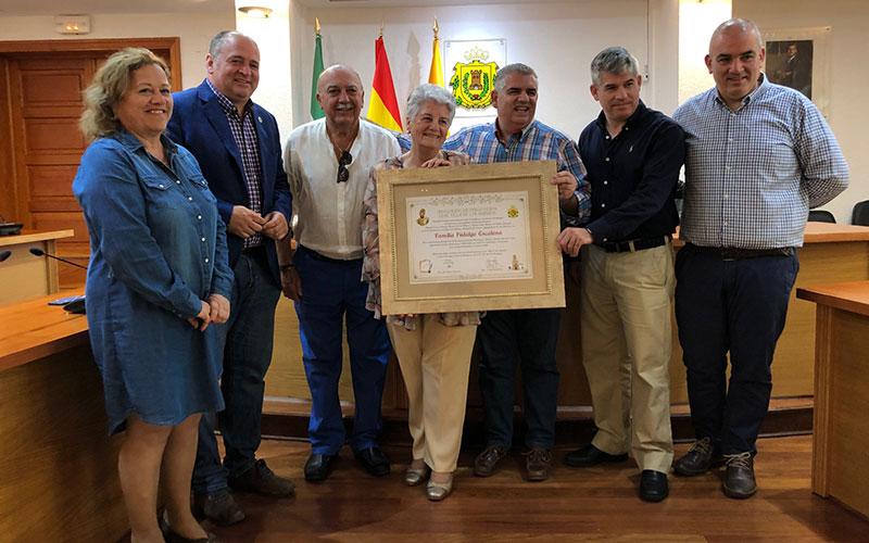 Los-Barrios-familia-Hidalgo-pregoneros-Feria-2019-foto-de-Noticias-de-la-Villa