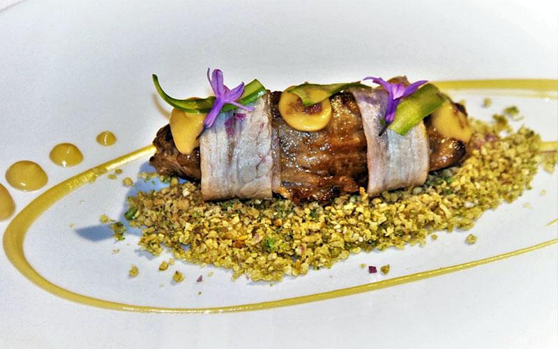 Restaurante-El-Farito-de-Chiclana-foto-de-Contramormo-de-Atún-Rojo-de-Almadraba