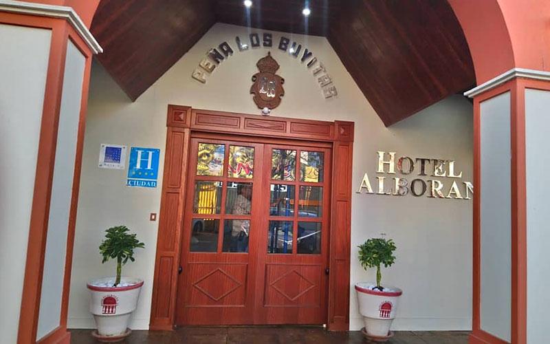 Hotel Alboran Algeciras en Feria Real 2019 a