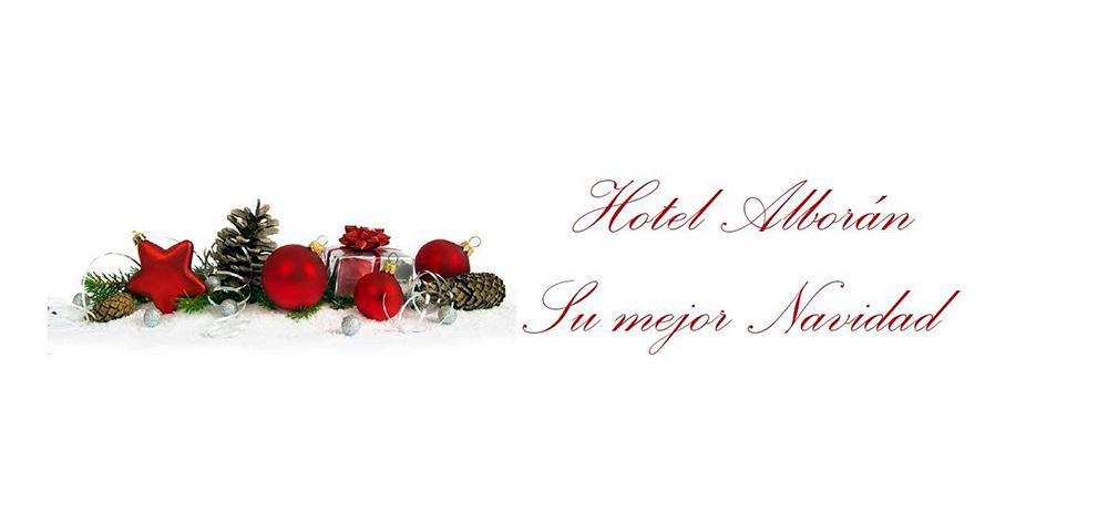 Navidades, Fin de Año y Reyes en el Hotel Alborán