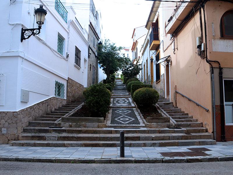 La C/ Rocha de Algeciras (José Luis G. Castillejo)