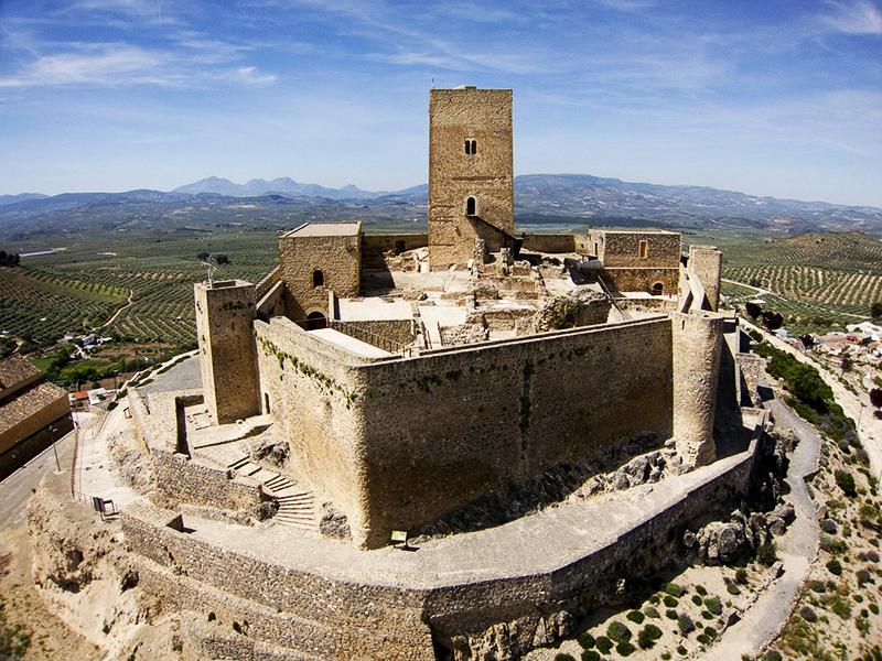Castillo de Alcaudete (Jaén Paraíso Interior)
