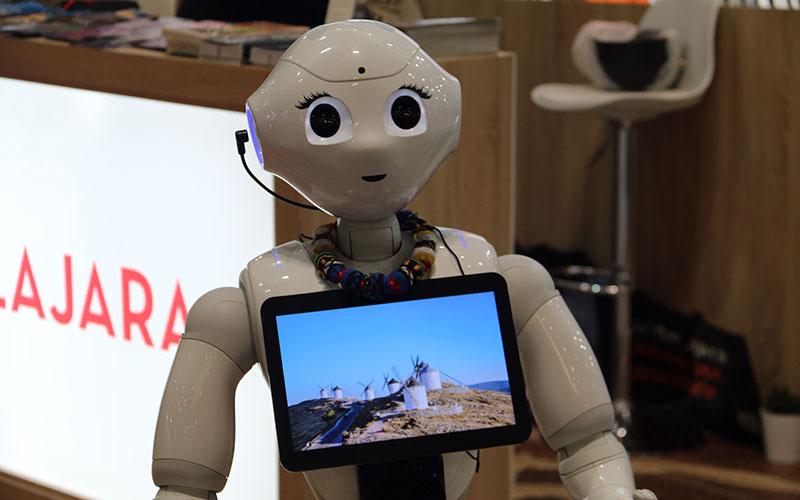 Monplamar Dulcinea robot Fitur 2020 Castilla La Mancha