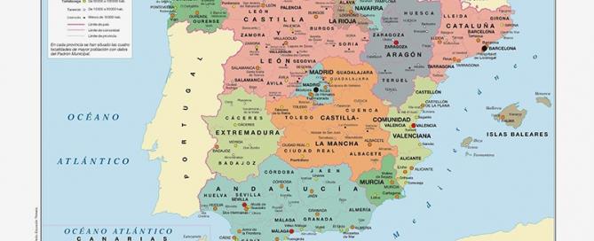Mapa-politico-España