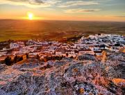 anochecer Medina Sidonia foto de Oficina de Turismo