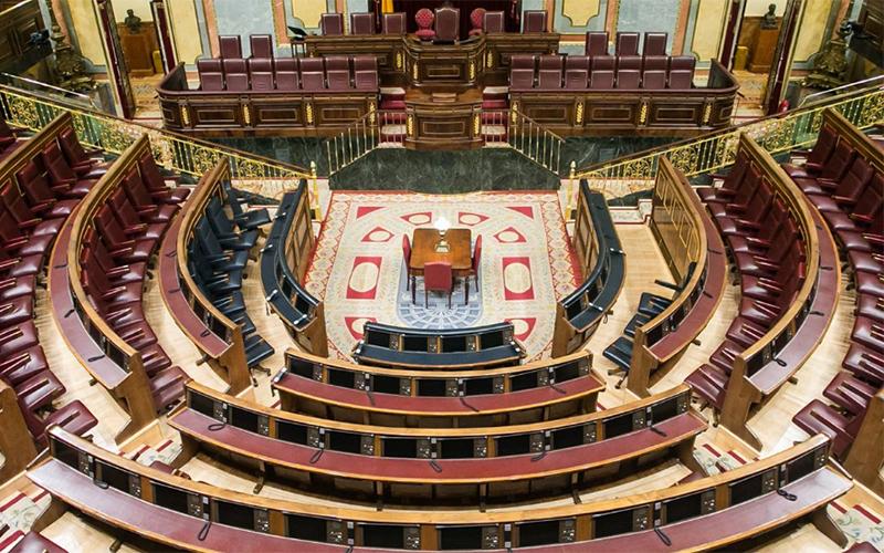 Congreso-de-los-Diputados-de-España