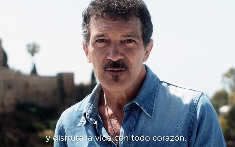 Antonio-Banderas-campaña-publicidad-Andalucía