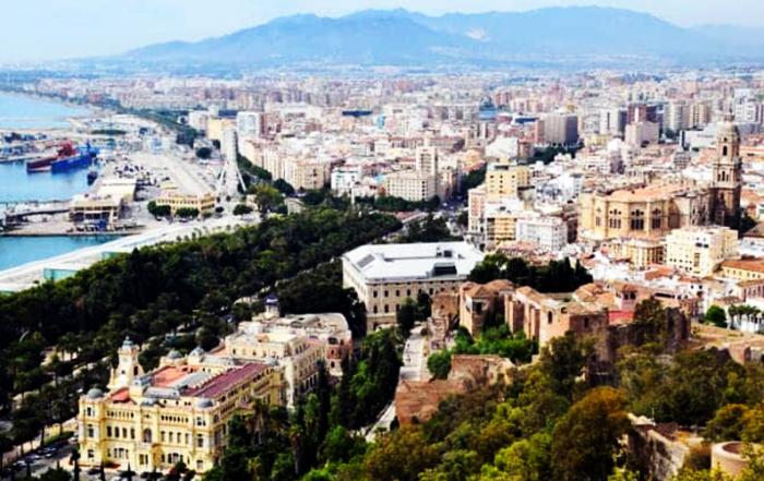 Malaga-foto-de-Imanes-de-viaje