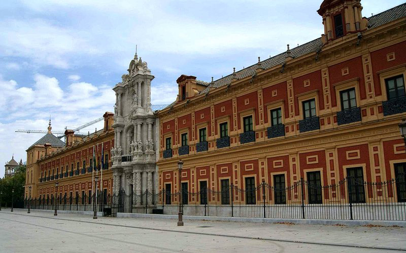 Sevilla-Palacio-de-San-Telmo-foto-de-Junta-de-Andalucia