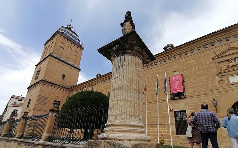 Ubeda-Hospital-de-Santiago-1-foto-de-Junta-de-Andalucía
