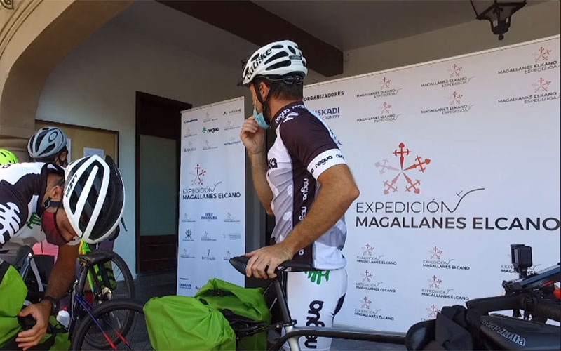 ciclismo-ruta-Magallanes-Elcano-entre-Pais-Vasco-y-Andalucia