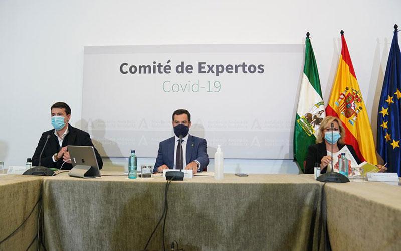 Juanma-Moreno-reunion-de-expertos-foto-de-Junta-de-Andalucia