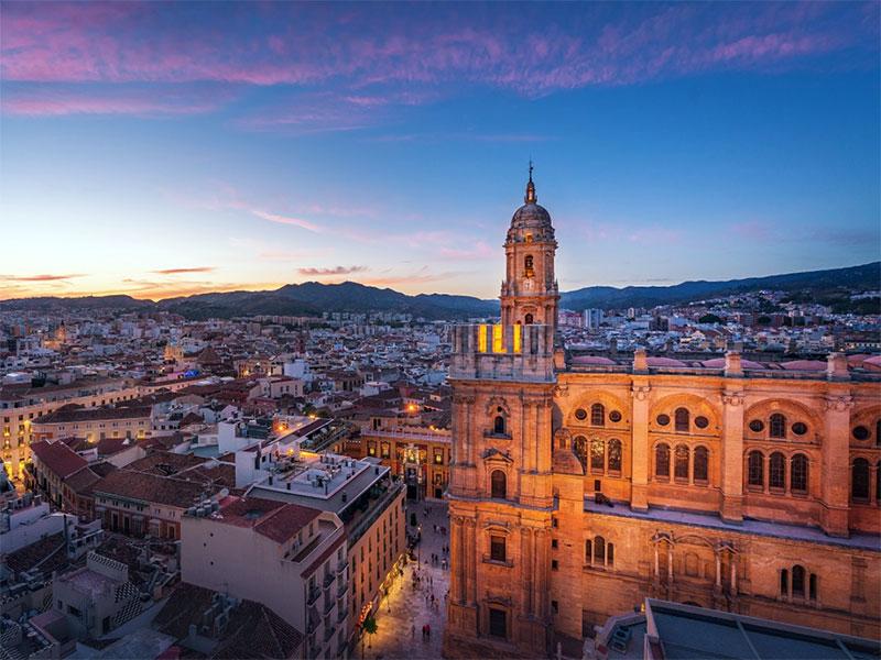 Catedral de Málaga (Junta)