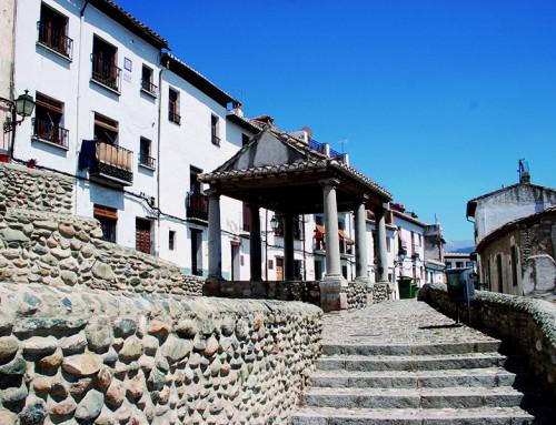 Antiguo lavadero del barrio del Realejo (Granada Turismo)