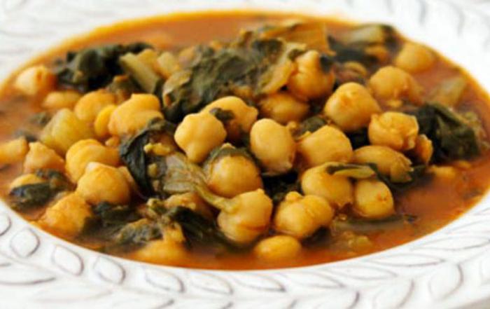 Restaurante-El-Farito-Chiclana-potaje-de-bacalao-y-espinacas