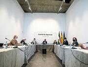 reunion Andalucia con comision de expertos foto de Junta de Andalucia