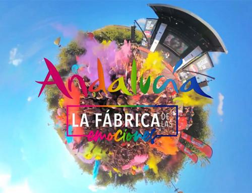 Andalucía: La Fábrica de las Emociones en Fitur 2021