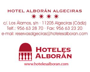 Banner Hotel Alborán Algeciras