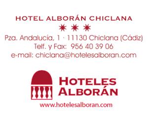 Banner Hotel Alborán Chiclana