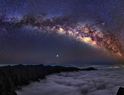 Sierra Morena, un importante destino 'Starlight' de Europa