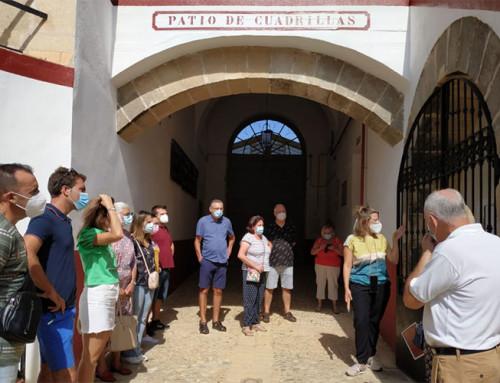 Visitas guiadas y gratuitas a la plaza de toros portuense