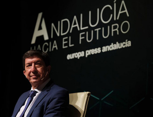 """Juan Marín: """"En Andalucía hay un Silicon Valley del turismo"""""""