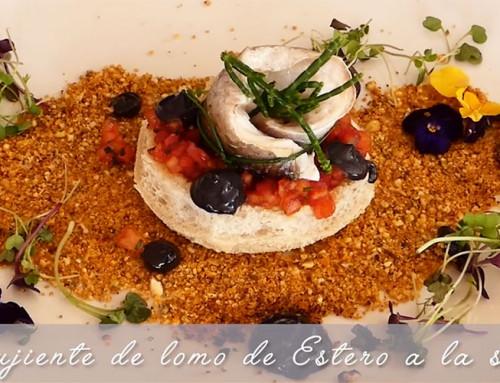 El plato de El Farito para la VII Semana del Estero